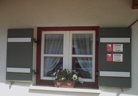 Bild Nr 9 - Plakette bei Ferienwohnung Nr. 2766847 in Bayern