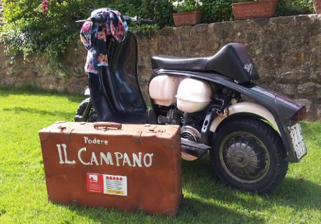 Bild Nr 7 - Plakette bei Ferienwohnung Nr. 2757439 in der Toskana