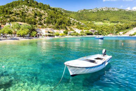 Bucht in Kroatien