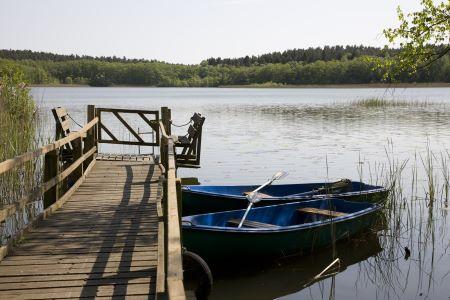Mecklenburgische Seenplatte - Boote